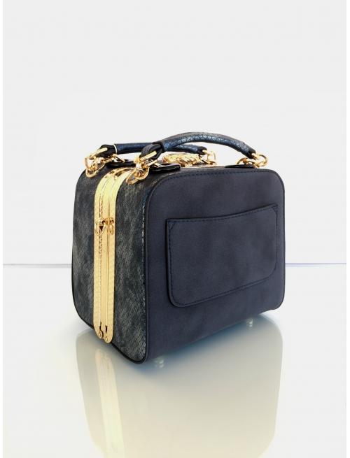 Boxy bag Μπλε