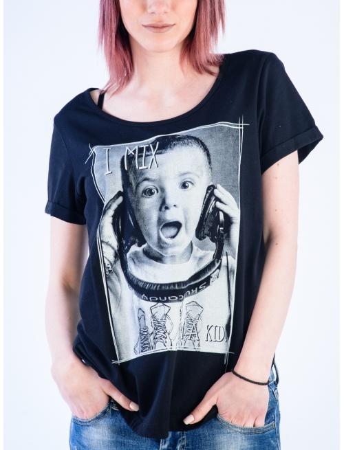 T-Shirt i mix