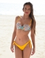 Bikini Boho Print Κίτρινο
