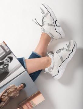 Sneakers Λεύκο