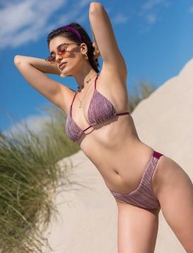 Bikini Gold Magenta