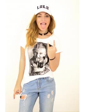 "T-Shirt ""I Rock"""
